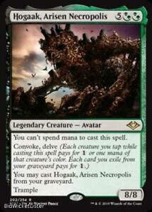 Hogaak, Arisen Necropolis Near Mint Foil English Modern Horizons Magic Card MTG