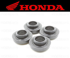 Set of (4) Valve Cover Bolt Seal Honda (RUBBER MOUNTING) #90542-MB0-000