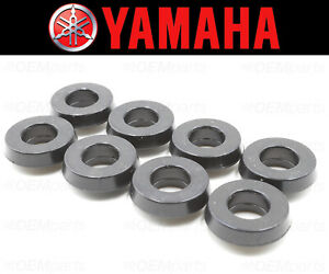 Set of (8) Valve Cover Bolt Seal Yamaha (RUBBER MOUNTING) #5EA-1111G-00-00