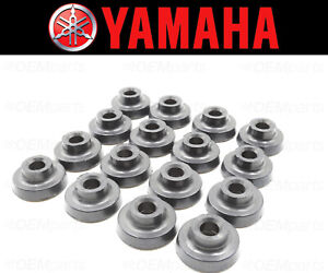 Set of (16) Valve Cover Bolt Seal Yamaha (RUBBER MOUNTING) #2GH-1111G-00-00