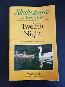 Twelfth Night Shakespeare for Young People by William Shakespeare Paperback