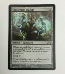 Illusionist's Bracers x1  Gatecrash  Magic MtG Light Play LP