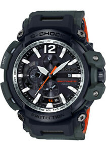 Casio GPW2000-1A Men's G-Shock Gravitymaster Resin Strap Dive Watch