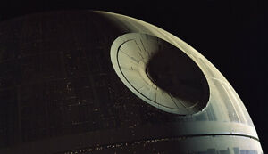 Star Wars A New Hope Death Star