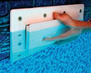Above Ground Swimming Pool Wide Mouth Skimmer Plug 11 1 2 x 4 7 8 NEW AGWM H2