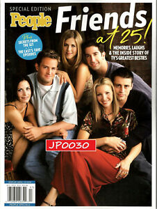 People Special Edition 2019, Friends At 25, New/Sealed