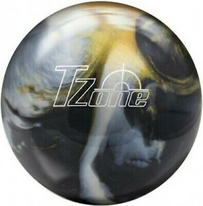 New Tzone Gold Envoy Never Used Never Drilled 6 lbs & free Bowling Bag w free sh