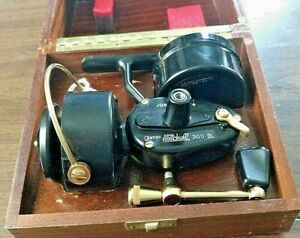 RARE Garcia Mitchell 300 DL  FISHING REEL  June 171974 FREE SHIPPING