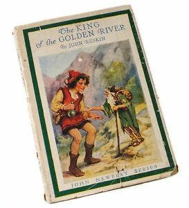 1926 The King of the Golden River by John Ruskin #134769 R