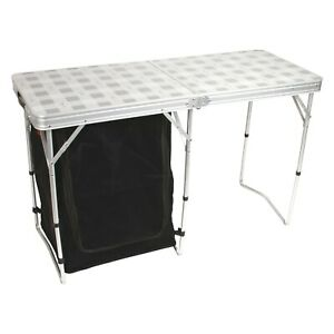 Coleman Store More Cupboard Cooking Table
