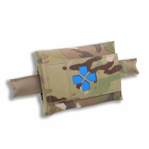 NEW Blue Force Gear Micro Trauma Kit NOW! Medical IFAK First Aid Pouch - BELT