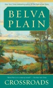 Crossroads by Plain, Belva Book The Fast Free Shipping