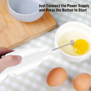 Electric Milk Frother Handheld For Coffee Milk Frother Handheld Egg Beater Tool