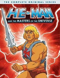 He Man and the Masters of the Universe: The Complete Original Series $39.07