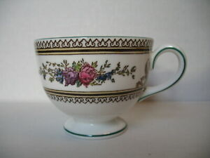 Wedgwood COLUMBIA Cup Only White Leigh Shape Replacement $14.00