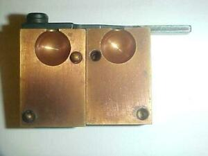 THOMPSON CENTER 56 CAL ROUND BALL BULLET MOLD MOULD .56  .550  TC