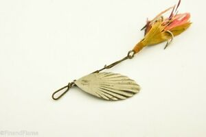 Winchester 9445 Spinner Spoon Vintage Fishing Lure