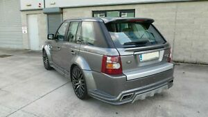 Range Rover Sport 2005 - 2010 Top Level Rear Spoiler - ICONIC AUTO DESIGN