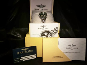 Breitling 1884 Chrono Colt Quartz A53035 Timepiece for Men