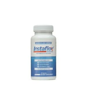 Instaflex Advanced 30 Caps Joint Support Supplement - Free Shipping