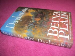 Daybreak by Plain, Belva Hardback Book The Fast Free Shipping