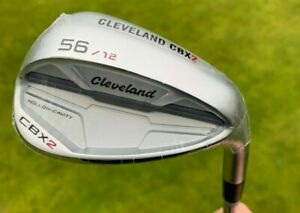 CLEVELAND CBX 2 WEDGE MEN'S SATIN FINISH NEW 2019°° CHOOSE LOFT °°°