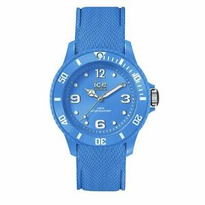 Ice Watch Ice Sixty Nine Blue Men's Unisex Wristwatch with Silicon Strap
