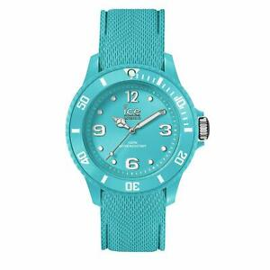 Ice Watch Ice Sixty Nine Turquoise Men's Unisex Wristwatch with Silicon St