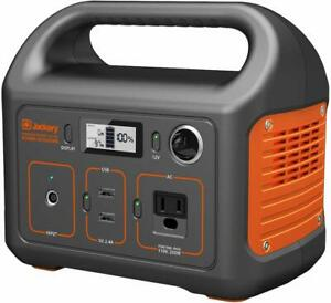 Portable Power Station Solar Generator Lithium Battery Camping Travel Hunting