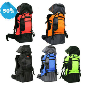 Deluxe Baby Carrier Child Backpack 0-4 years old Outdoor Hiking Camping Travel