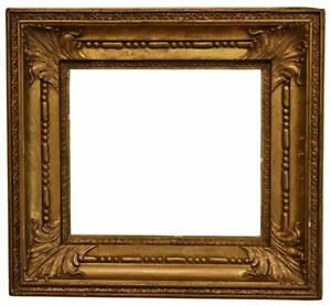 English 19th Century Gilded Picture Frame 9x10 SKU 1322 $550.00