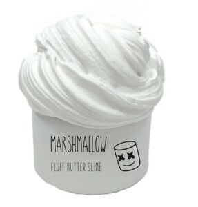 8oz Marshmallow Fluff Butter Slime FREE SHIPPING $12.99