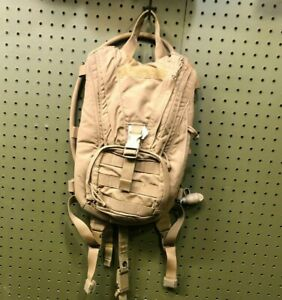 MILITARY USMC PACK COMPLETE HYDRATION SYSTEM FILBE COYOTE BROWN PROPPER INTL