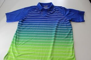 Under Armour Golf Club Devils Tower POLO SHIRT Large L $14.83