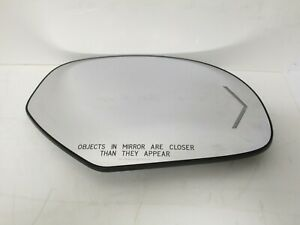 TAHOE SILVERADO YUKON SIERRA ESCALADE MIRROR GLASS RIGHT PASSENGER RH 09 13