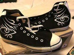 Rare Last of the Made in U.S.A. Converse Chuck Taylor All-Star High Tops