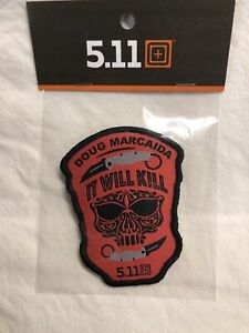 5.11 Tactical embroidered Patch SHOT SHOW 2019 Doug Marcaida