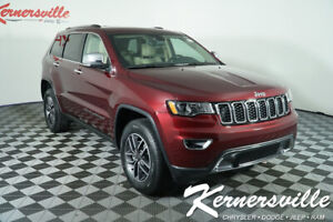 2020 Jeep Grand Cherokee Limited New 2020 Jeep Grand Cherokee Limited 4WD SUV 31Dodge 200268