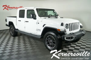2020 Jeep Gladiator Overland 4WD V6 Crew Cab Truck Navigation Backup Camera New 2020 Jeep Gladiator Overland 4x4 Pickup Truck 31Dodge 200242