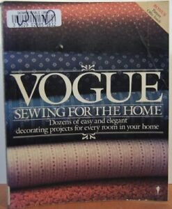 Vogue Sewing for the Home $3.99
