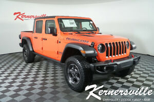 2020 Jeep Gladiator Rubicon New 2020 Jeep Gladiator Rubicon 4WD Pickup Truck 31Dodge 200363