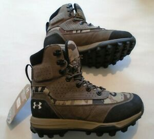 New Under Armour SF Bozeman 2.0 600G Women's 6.5 Camo Hunting Boots 1299239-900