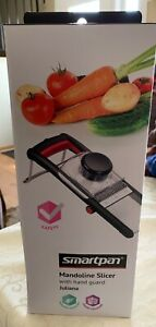 Smartpan Mandoline Slicer with Hand Guard