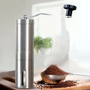 Stainless Steel Manual Mill Grinder Nuts Grain Hand Crank Wheat Coffee Soybeans