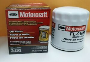 Motorcraft Engine Oil Filter FL910S 100% GENUINE FORD BE8Z 6731 AB SAME DAY SHIP