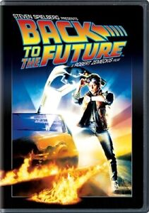 BACK TO THE FUTURE New Sealed DVD Michael J Fox