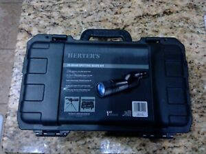 HERTERS 20x60x60 SPOTTING SCOPE KIT