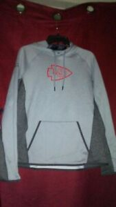 K.c.Chiefs Womens Under Armour Hoodie Large. $59.99