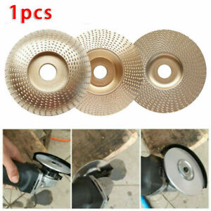 Carbide Wood Sanding Carving Shaping Disc For Angle Grinder/Grinding Wheel Tool