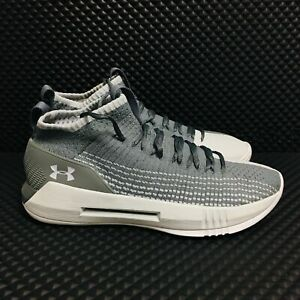 Under Armour Heat Seeker Men's Size 12 Basketball Sneaker Shoes Gray $49.99